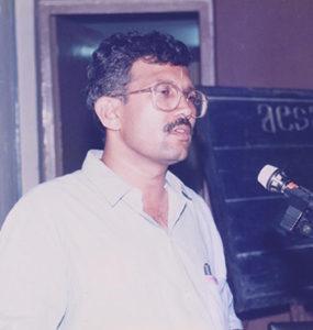 Ar. Dilip Kale <br><b>1997-1998</b>