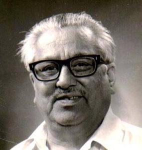 Ar. G. L. Khandekar <br><b>1979-1980</b>