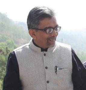 Ar. Shekhar Garud <br><b>2000-2001</b>